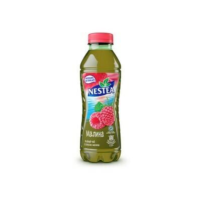 Нести «Зеленый чай со вкусом малины» ПЭТ 6шт. по 0.5 л