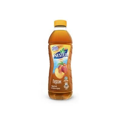 Нести «Черный чай со вкусом персика» ПЭТ 6шт. по 1 л