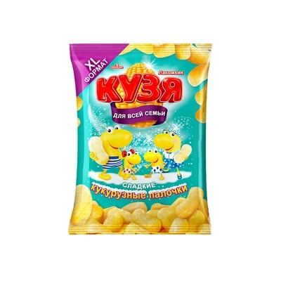 Кузя Лакомкин «Кукурузные палочки с сахарной пудрой» 7шт 190г