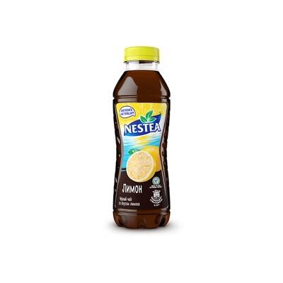 Нести «Черный чай со вкусом лимона» ПЭТ 6шт. по 0.5 л