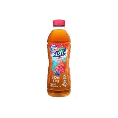 Нести «Черный чай со вкусом лесных ягод» ПЭТ 6шт. по 1 л