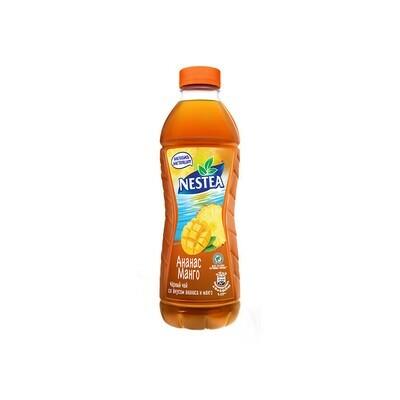 Нести «Черный чай со манго-ананаса» ПЭТ 6шт. по 1 л