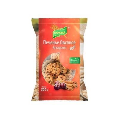 Печенье овсяное «Ангарское» 500гр