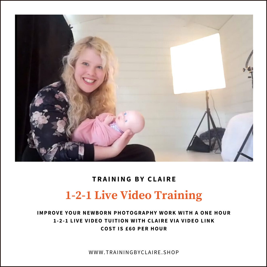 1-2-1 Live Video Training