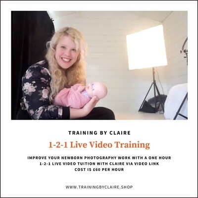 One-2-One Live Video Training - SAVE £25