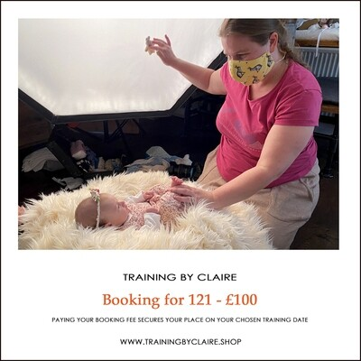 One-2-One Training - Booking Fee