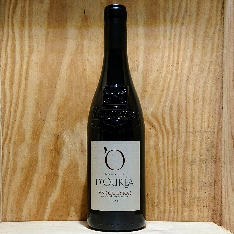 Vacqueyras Domaine D'Ourea 2014 | 235,-  | 200,- v/3fl.
