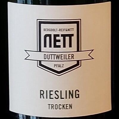 Riesling  Duttweiler 1 liter  | 2019
