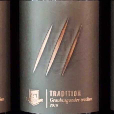 Grauburgunder Tradition 2018