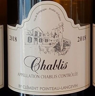 Chablis 2018 |Clément Pointeau-Langevin