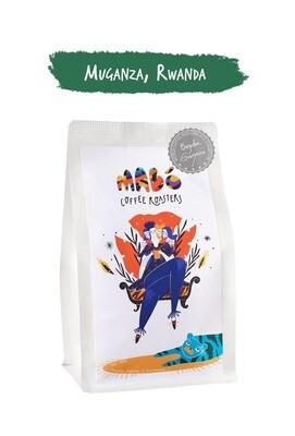 Coffee Muganza, Rwanda