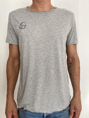 Goat-man T-shirt (gri)