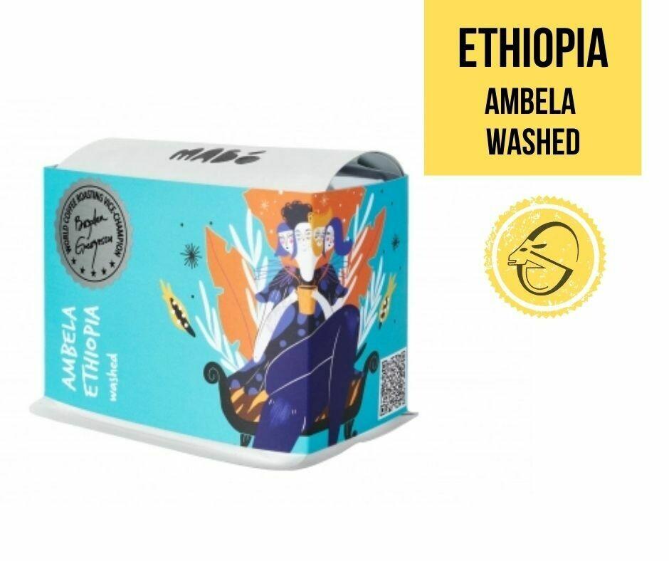 Ethiopia Ambela (washed) Mabo Roasters, Cafea de specialitate