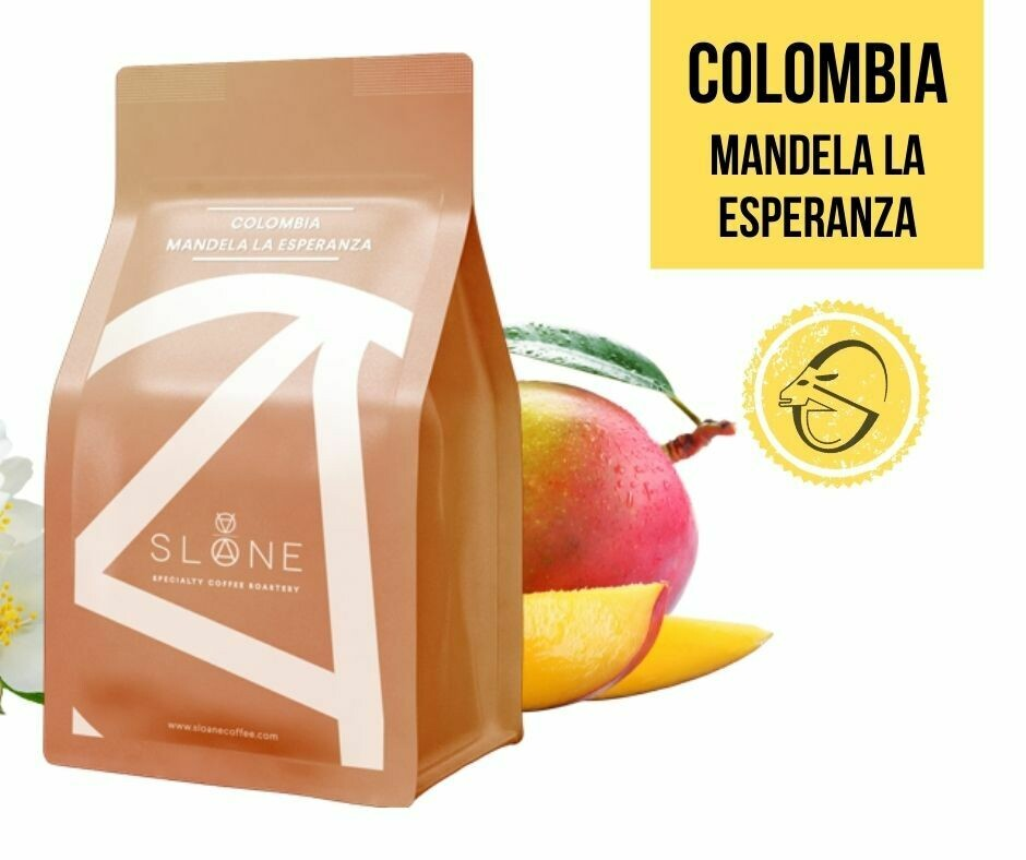 Colombia Mandela La Esperanza Sloane Coffee Roasters Cafea de specialitate