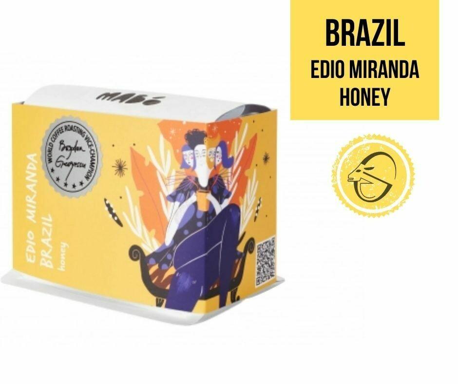 Brazil Edio Miranda (honey) Mabo Roasters, Cafea de specialitate