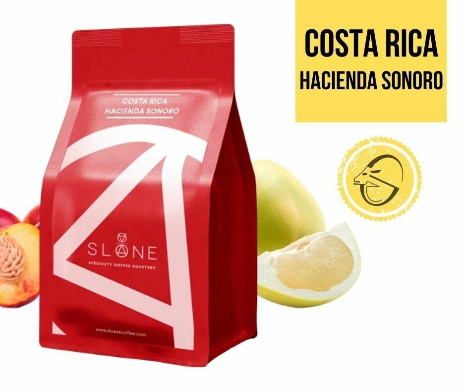 Cafea Experimentala COSTA RICA HACIENDA SONORO