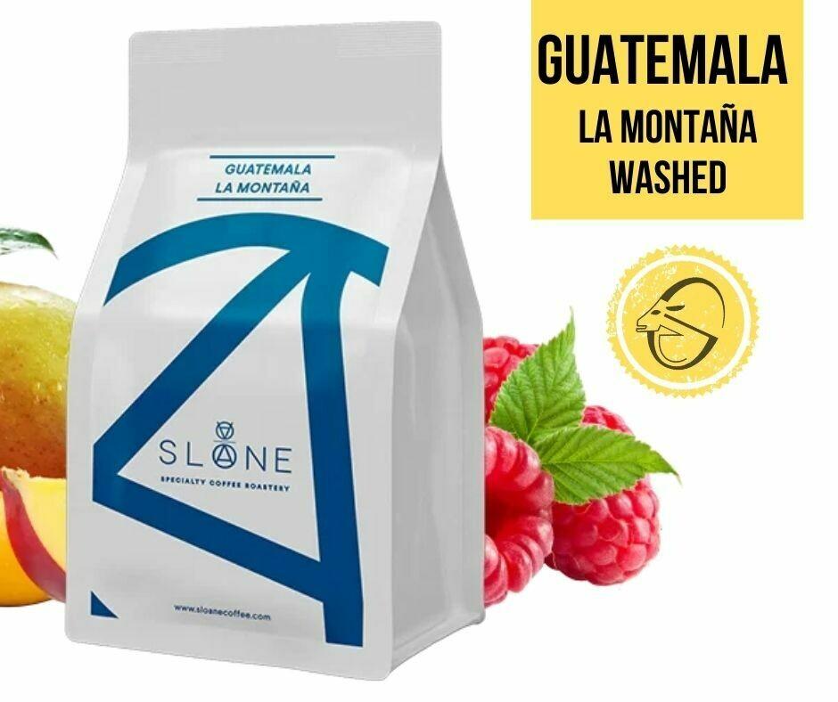 Guatemala La Montaña Washed Sloane Coffee Roasters Cafea de specialitate
