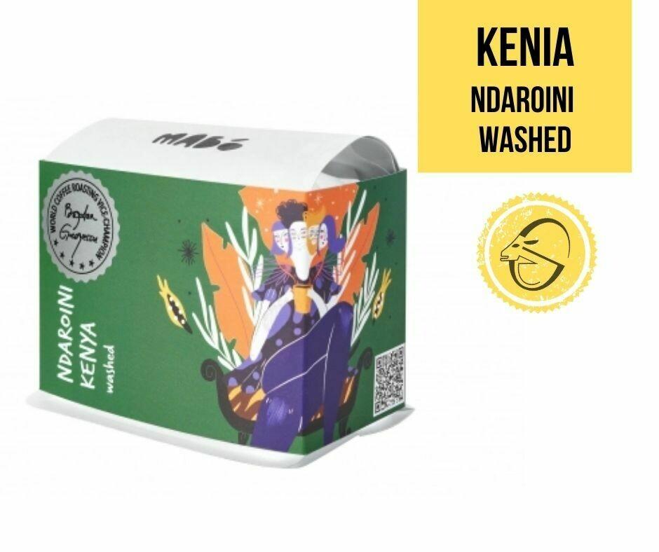 Kenia, Ndaroini Washed Mabo Roasters, Cafea de specialitate