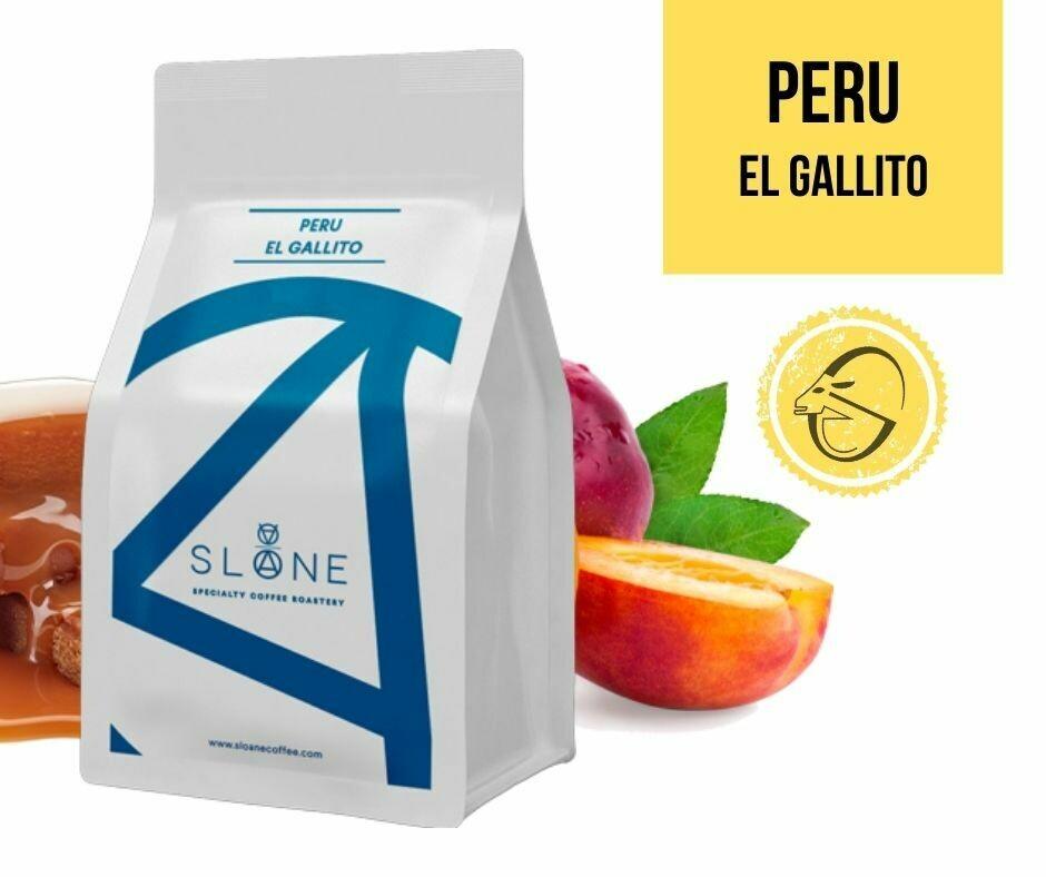 Peru El Gallito Sloane Coffee Roasters Cafea de specialitate