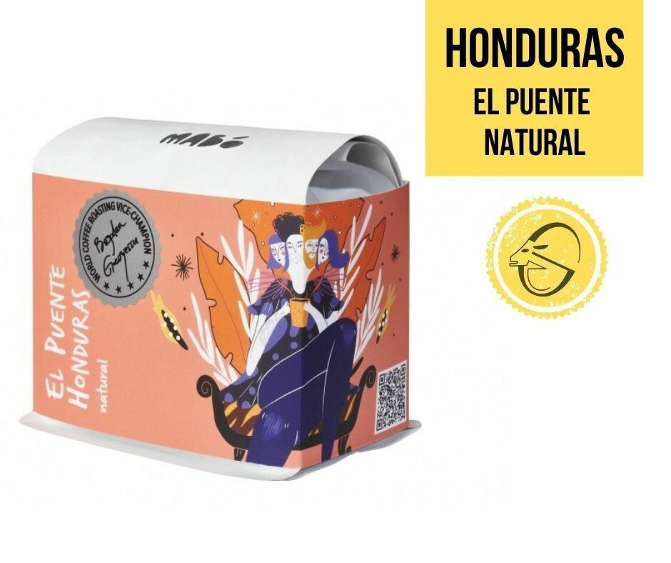 Honduras El Puente (natural) Mabo Roasters, Cafea de specialitate