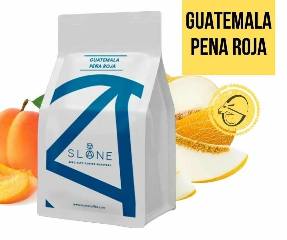 Guatemala Pena Roja Sloane Coffee Roasters Cafea de specialitate