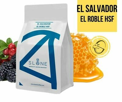 El Salvador El Roble Sloane Coffee Roasters Cafea de specialitate boabe