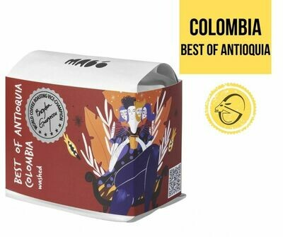 Columbia Best of Antioquia, Mabo Roasters Cafea de Specialitate