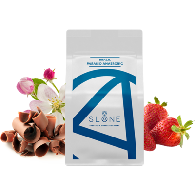 Brazil Paraiso Anaerobic Sloane Coffee Roasters Cafea de specialitate boabe