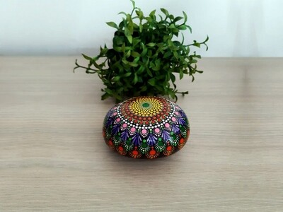 Mándala Multicolor
