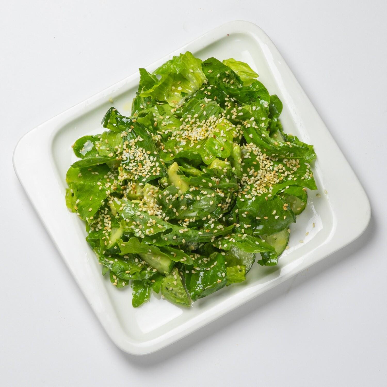 Салат зеленый 200 гр.