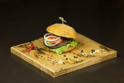 Бургер с говядиной 280 гр.