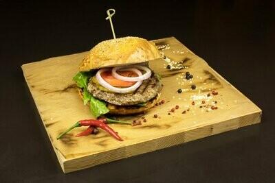 Бургер с индейкой 280 гр.