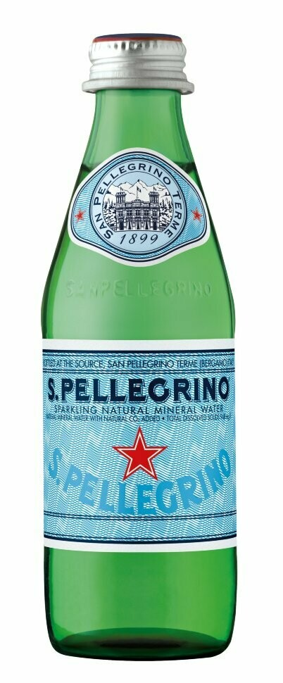 Вода Сан Пеллегрино 0.25