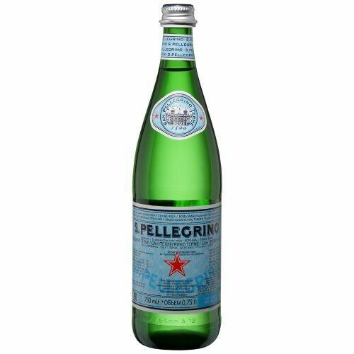 Вода Сан Пеллегрино 0,75