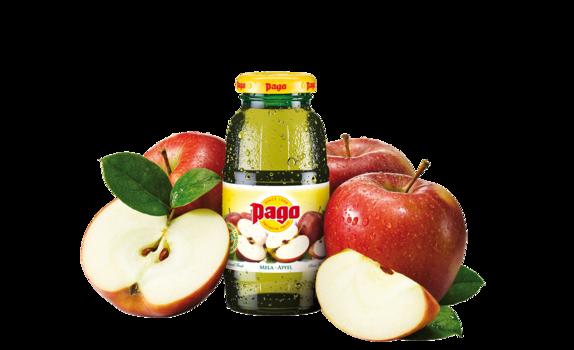 Яблочный сок Паго 0,2