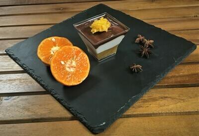 Апельсиново-шоколадное суфле  80 гр.