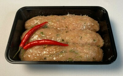 Фарш из куриного мяса для кебаба 100 гр.