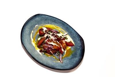 Салат из помидоров с тхиной 200 гр.