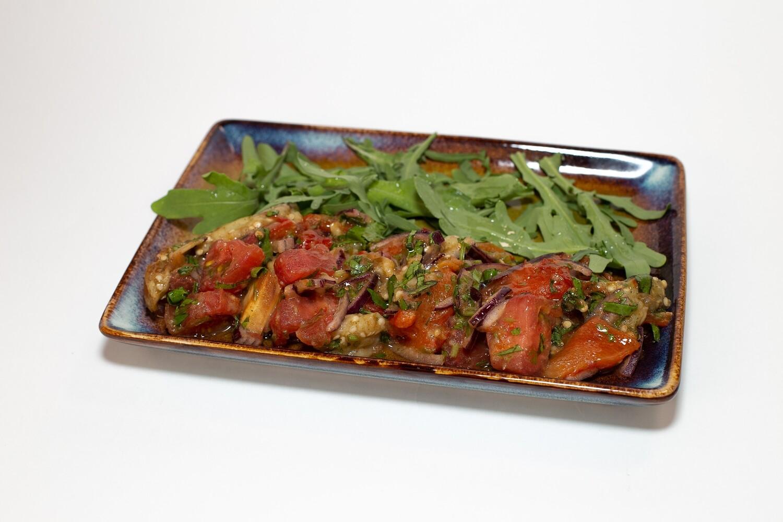 Аджапсандали (теплый салат)  200 гр.