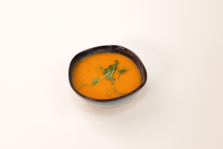 Израильский суп пюре с тунцом 250/50 гр.