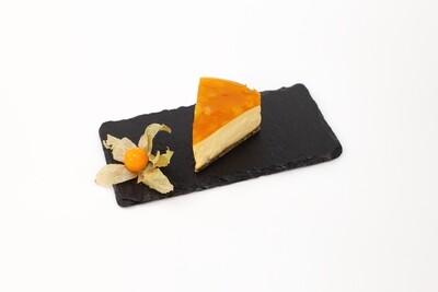 Пирожное манго-маракуйя с медовой грушей  80 гр.
