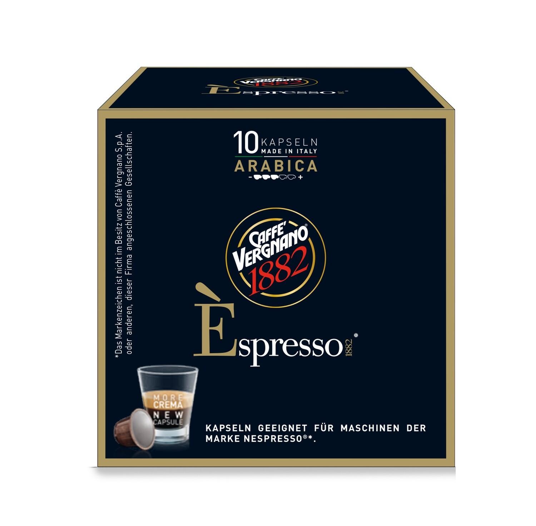 E'spresso Arabica Nespresso kompatibilis kávékapszula 10 db