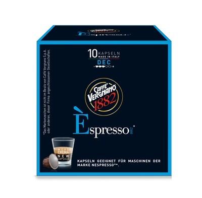 E'spresso Decaffeinato koffeinmentes Nespresso kompatibilis kávékapszula 50g