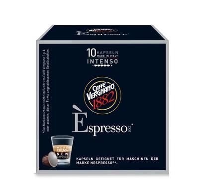 E'spresso Intenso Nespresso komatibilis kávékapszula 10 db
