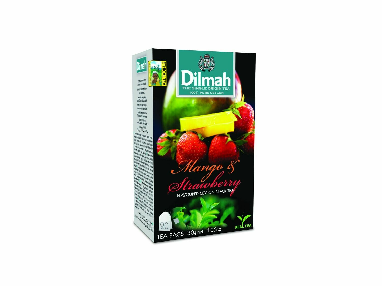 Dilmah Mango & Strawberry 20*1,5g