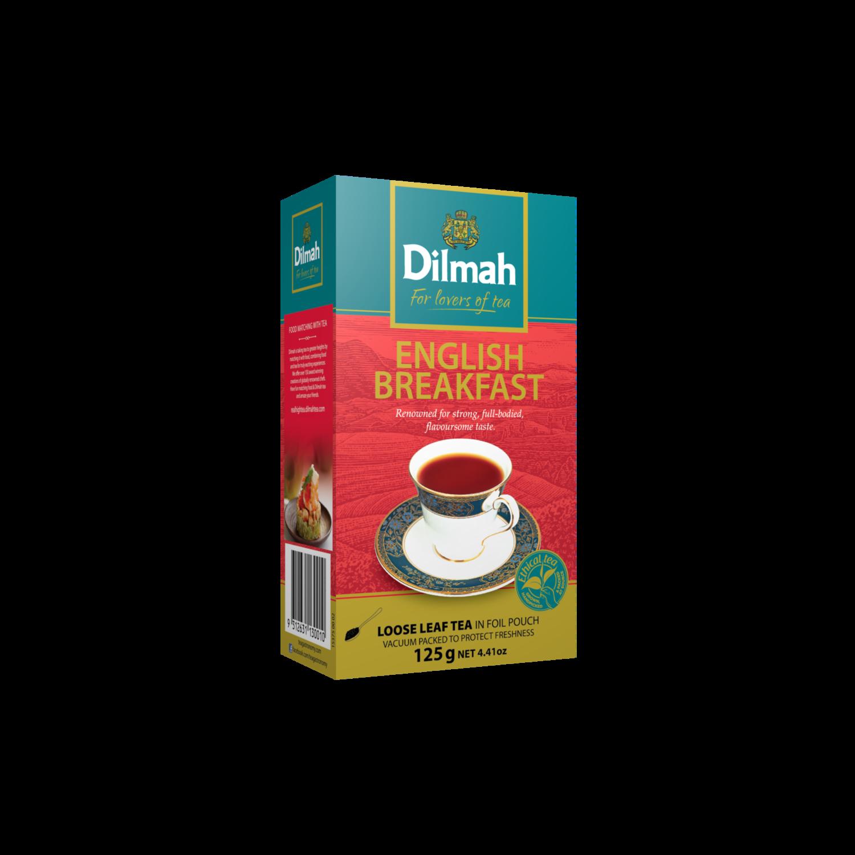 Dilmah English Breakfast szálas fekete tea 125g