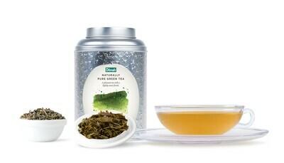 Dilmah VIVID Natúr zöld szálas tea fémdobozban 225g
