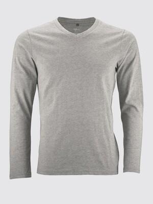 Switcher Langarm V-Neck T-Shirt Aubry