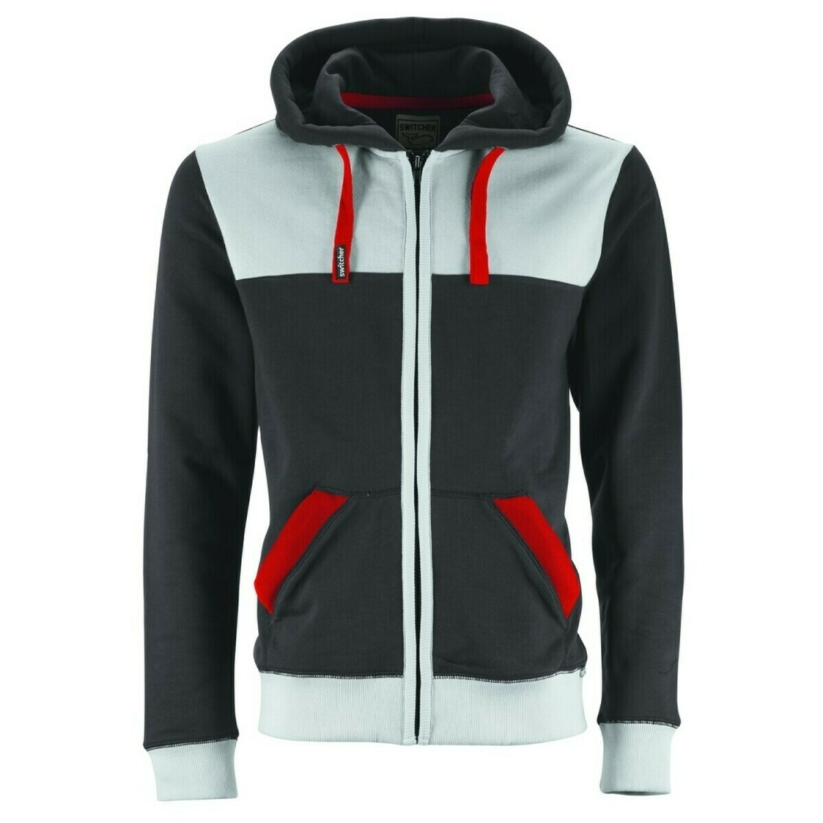 Switcher Premium Sweatjacke Justin