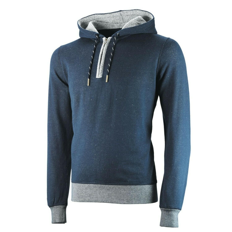 Switcher Sweatshirt Hooded mit zip